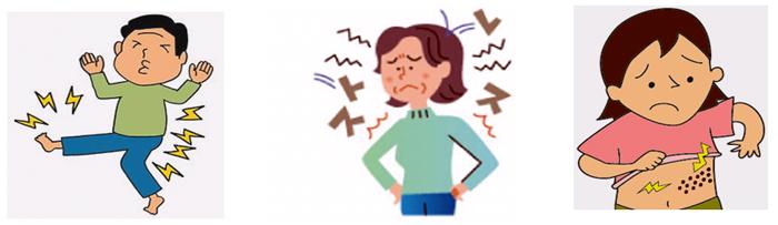 説明のつかない慢性化する疼痛の原因とは?